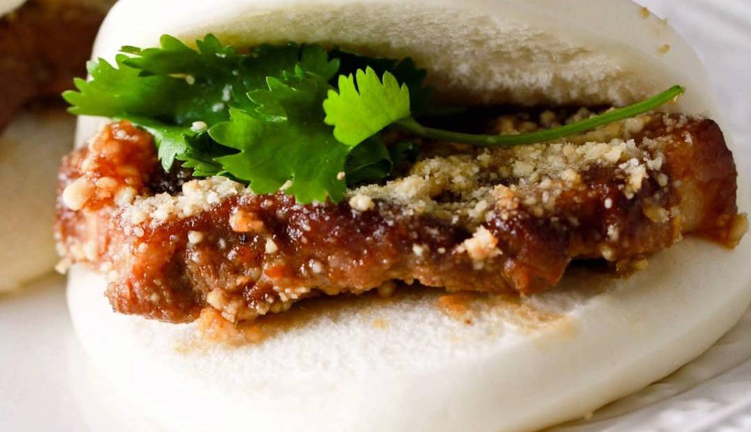 gua bao taiwan food