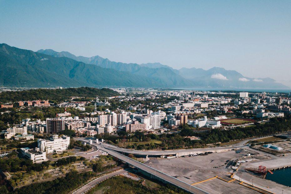 City in Taiwan